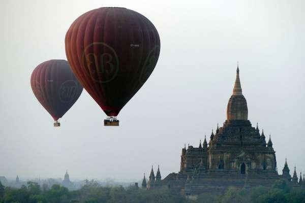 等了1/4世紀》擁有逾3500座千年佛塔 緬甸古城蒲甘列入世界遺產