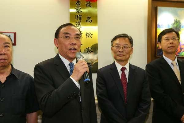 專訪》檢察官出身「意外跨領域」 蔡清祥:調查局應是「國家的」,不為政黨服務