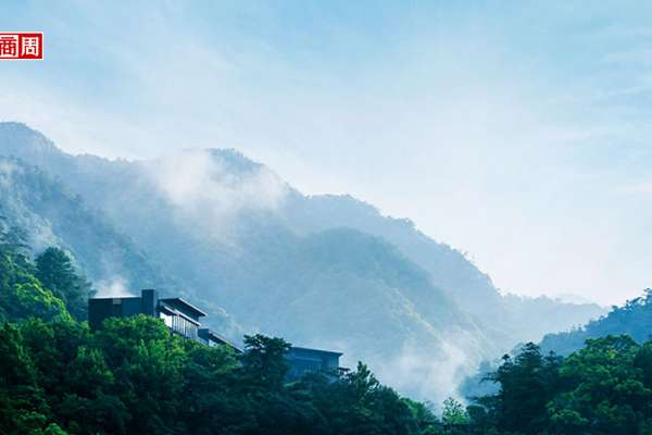 日本旅館之王在谷關:雲霧間的奢華溫泉