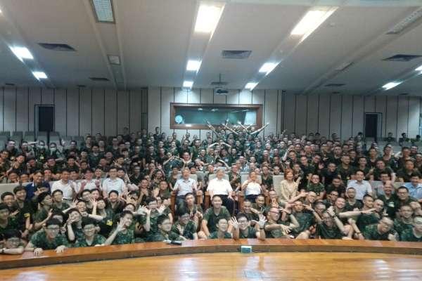 國內首例!交通大學、國防理工學院軍民教育合作 今年首招280學生