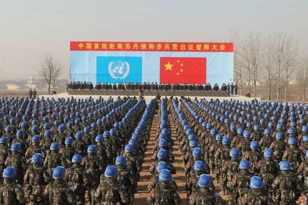 中非安全論壇》中國是非洲第2大軍火商 能用武器換取和平?