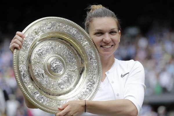 網球》力克小威廉絲奪溫網首冠 哈勒普:生涯最棒的一場比賽