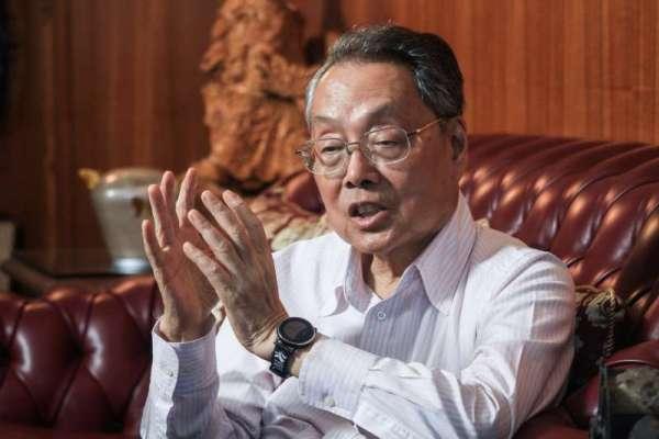 名人真心話》「台灣社會反菁英!」施振榮:政治人物操弄民粹,關鍵是為選票不擇手段