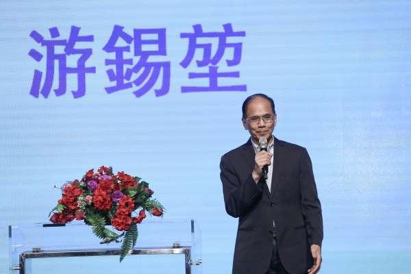 「美國新圍堵政策是台灣百年難得的機遇」 游錫堃籲:台派大團結,才能顧台灣