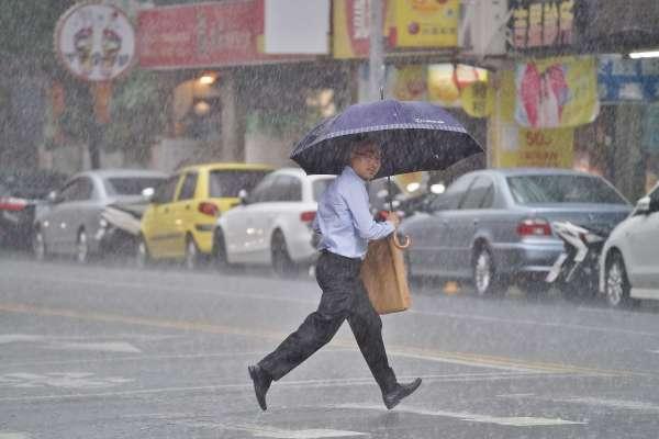 整整晚了1個月!本周有望形成「颱風窩」 專家:颱風季可能8月報到