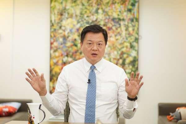 專訪》「大陸要圓中國夢,沒空管台灣!」周錫瑋:如不搞台獨,它根本不理你