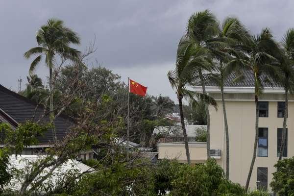 中國之手伸向「第二島鏈」  南太平洋成中國、澳洲攻防熱點