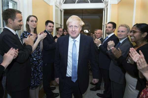 對「一帶一路」充滿熱情,對習近平的事業「很感興趣」……英國新首相強森真的是「親中派」嗎?