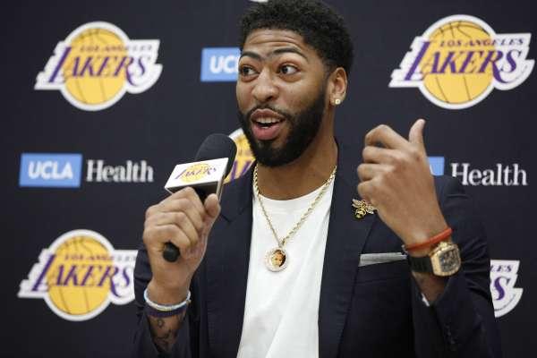 NBA》新賽季新希望 戴維斯目標「年度最佳防守球員」