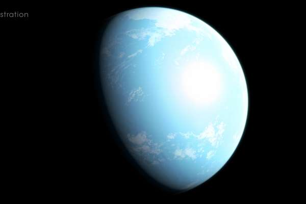 人類找到太空新家園?NASA公布重大發現:一顆宜居的「超級地球」就在31光年之外!