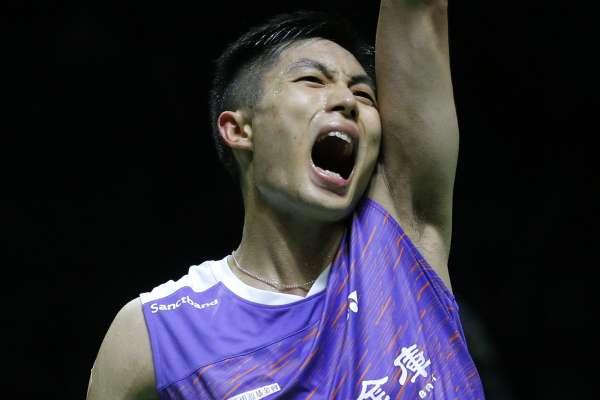 名人真心話》不靠教練竟能成為世界第二!專訪台灣球王周天成