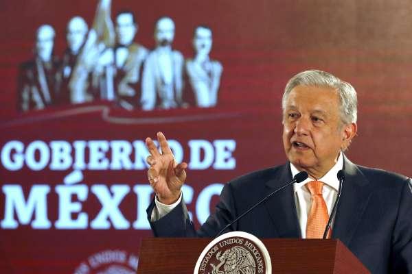 曾宣稱「靠護身符防疫」!墨西哥總統推特自爆確診,成中南美洲第五位染疫領導人
