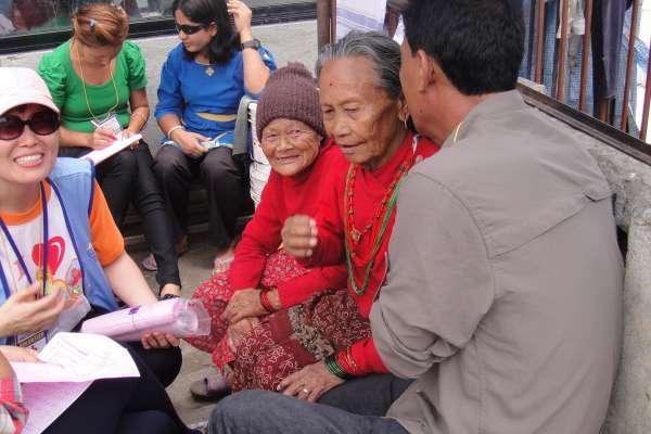 【謝幸吟專欄】三度與尼泊爾相遇