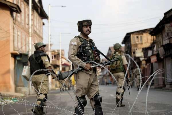 不爽印度廢除特殊自治地位 喀什米爾人想要中國打趴印度