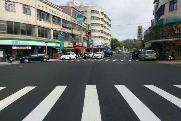 中市使用生態工法及新技術 讓道路會呼吸