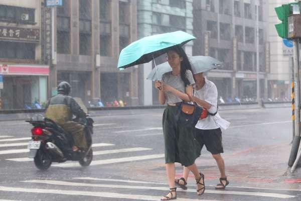 好天氣沒了!鋒面今逼近台灣,這些地區慎防午後雷陣雨