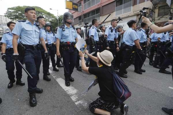長平觀察:香港反送中,「有序的混亂」比「真正的混亂」更糟糕