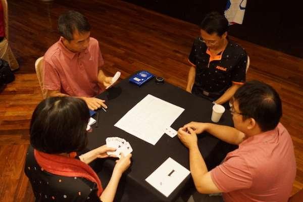 國光盃棋與橋藝暨桌遊錦標賽開打 中油好手齊聚會友