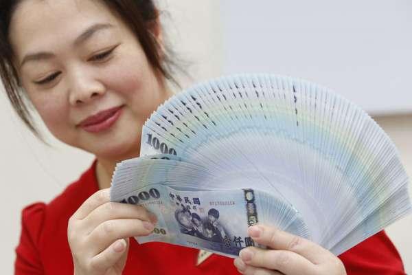央行靠著拍賣新台幣,8年來替國庫多賺6千萬元