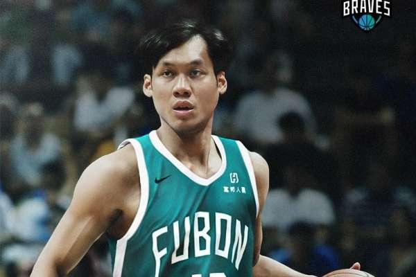 籃球》這次是真的! 林志傑加盟富邦勇士正式重返台灣籃壇