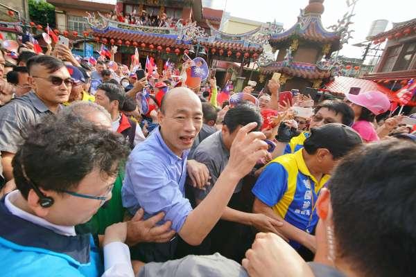 陳朝平觀點:完美的潑髒水民調,正在腐蝕台灣的民主政治