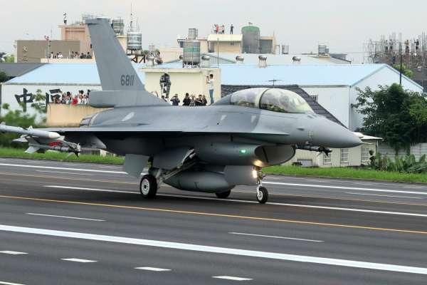 為何對外宣稱採購F-16V? 國防部:具備先進航電系統 簡稱F-16V是「接地氣」