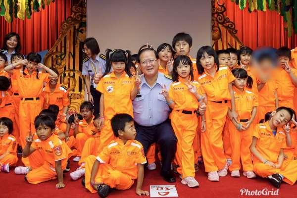 比國考上榜率還低的「小橘體驗營」加開公益場次!盼「海巡精神」激勵弱勢童