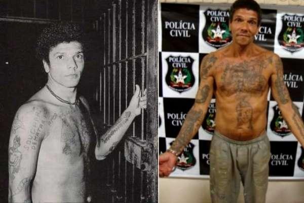 他砍死自己爸爸、挖出心臟吃掉,還在獄中殺了47人!巴西最「正義」殺人魔,現在竟是當紅Youtuber
