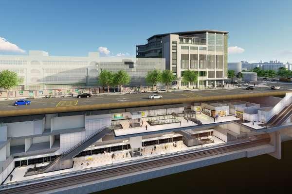北捷宣布萬大線2站更名確定 第一期工程預計2025年完工