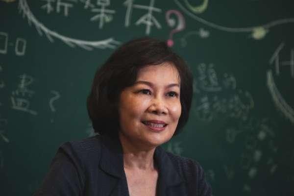 名人真心話》從「反服貿」到「反送中」 陳嫦芬籲:務實看待中國轉化自身優勢,台灣年輕人機會無窮
