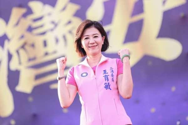 藍委畢業》改革關鍵時刻接掌文傳會 對北京的重砲聲明成王育敏起手式