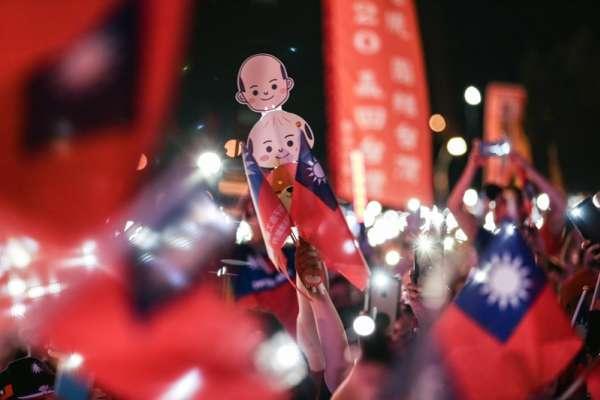 公孫策專欄:總是靠群眾造勢,能不能衝到終線?
