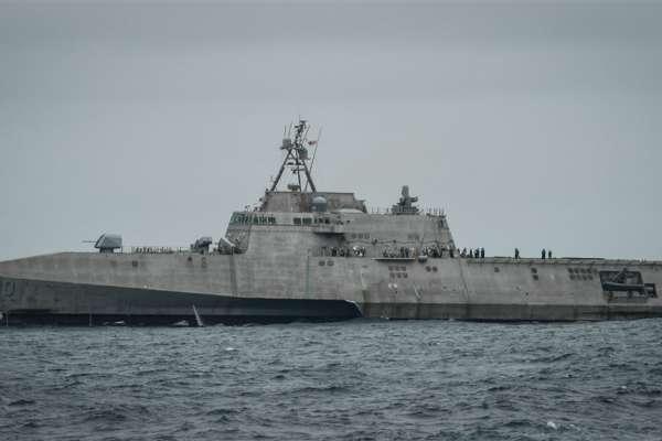 制衡中國擴張 美國軍艦配備新飛彈部署印太地區