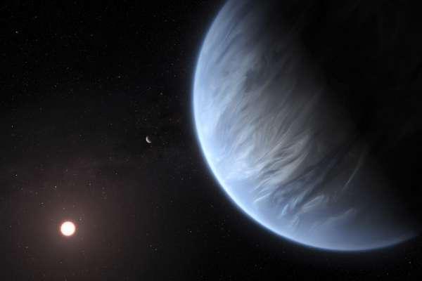 外星人近在咫尺?天文學大發現:一顆大氣層含水的適居星球就在111光年外!