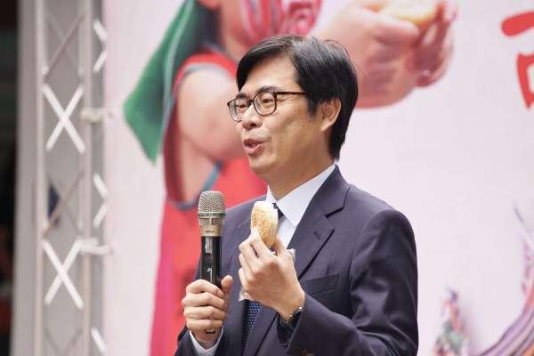 「施政滿意度差是韓國瑜選總統的大考驗」 陳其邁:不會隨郭台銘不選而消失