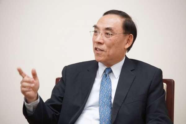 專訪》「入監不是要被拋棄,而是協助」 法務部長蔡清祥獄政改革「這樣做」!