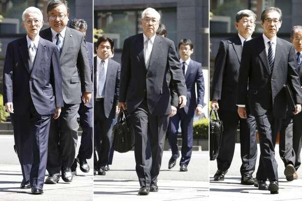 因福島核災被起訴的東電高層獲判無罪 審判長:大規模海嘯難以預見