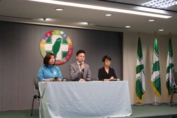 台吉斷交》民進黨批中國:以掠奪邦交來施壓,得不到台灣人民認同和國際社會尊敬