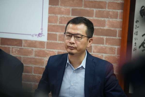 吳斯懷質疑蔡英文挑釁對岸惹議 羅智強酸:早知他會成為民進黨的7-11
