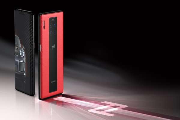 華為發佈Mate 30 RS 保時捷設計  重構極致想像