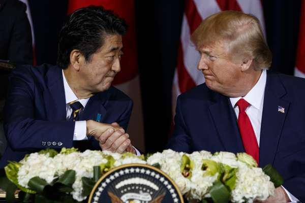 習大大好羨慕!《美日貿易協定》簽了:川普暫時不加徵日本汽車關稅,日本對美牛美豬開大門