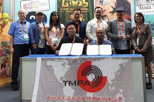 光州文創展 台灣斯里蘭卡簽IP合作協議