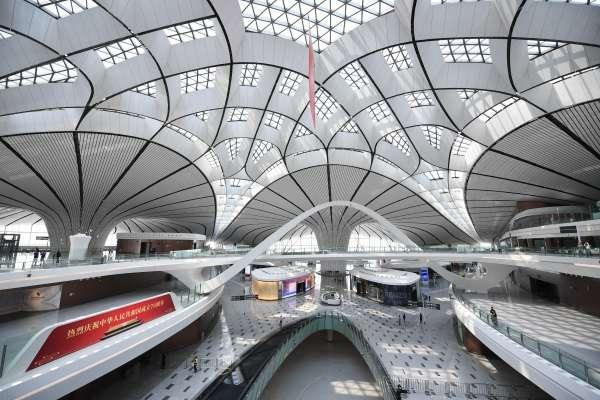 大興國際機場正式通航,中國首都北京邁入航空「雙樞紐時代」