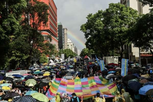 「頂多1萬人到場,反送中氣數已盡」?唐湘龍:民進黨在玩香港,不是撐香港