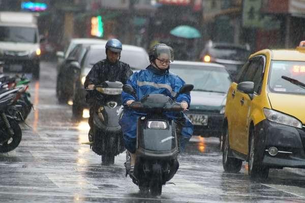 哈格比颱風即將生成 明起全台變天嚴防大雨