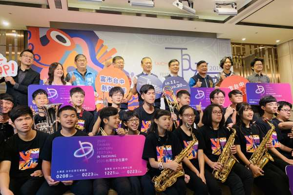 2019台中爵士音樂節 11日盛大登場