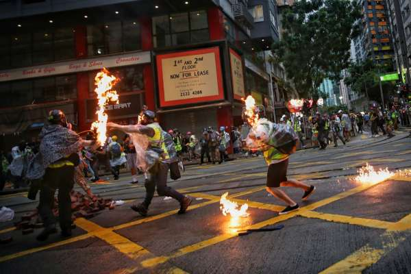 新新聞》北京讓北愛爾蘭的族群壓迫與仇恨在香港重現