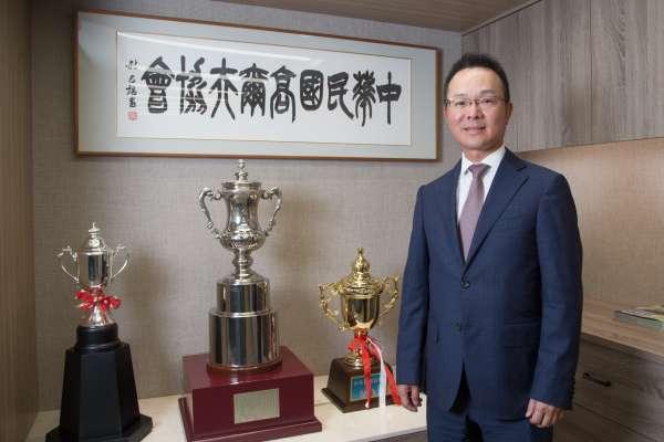 名人真心話》如何讓台灣高球運動邁向世界頂尖之路 王政松從裙擺搖搖LPGA賽事的成功得到寶貴經驗