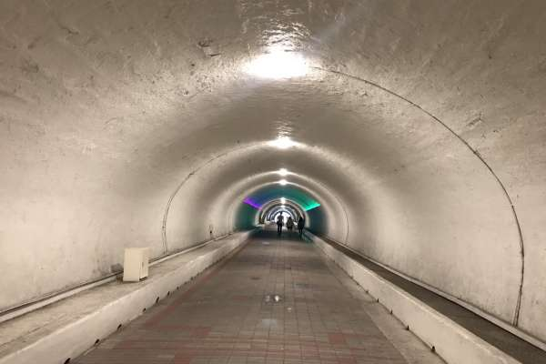 「西灣連儂隧道」清除復原 高市文化局:尊重多元言論