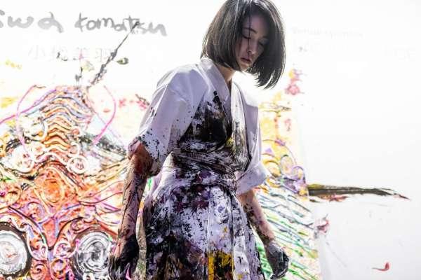 從小悠遊山林,她能開天眼、見神獸!日本藝術界「神隱少女」用VR 電影展現內心宇宙
